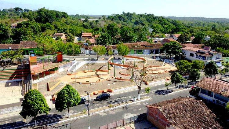 Axixá Maranhão fonte: ma-mais.com.br