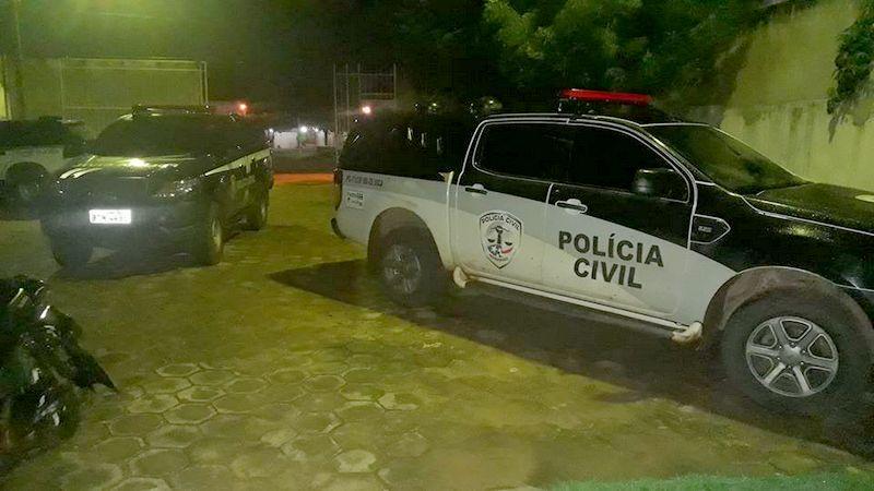Polícia prende acusado de matar o próprio primo a facadas no ...